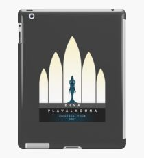 The Fifth Element - Diva Plavalaguna Universal Tour 2017 iPad Case/Skin