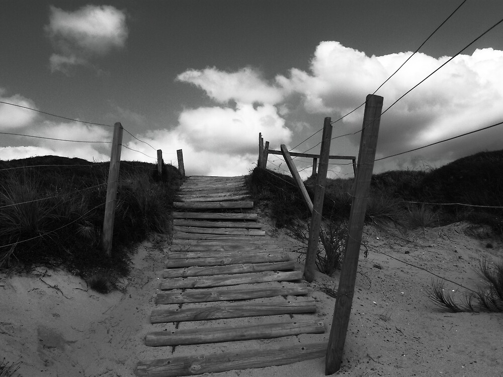 Stairway to anywhere by Erika101