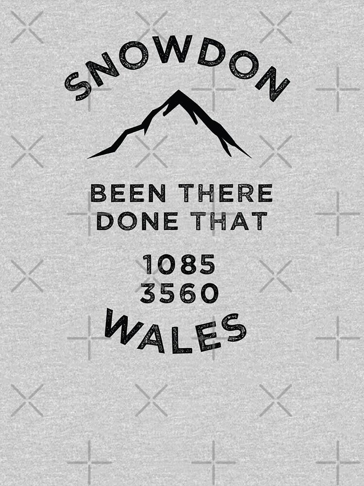 Snowdon-Wales-Walking Climbing by broadmeadow