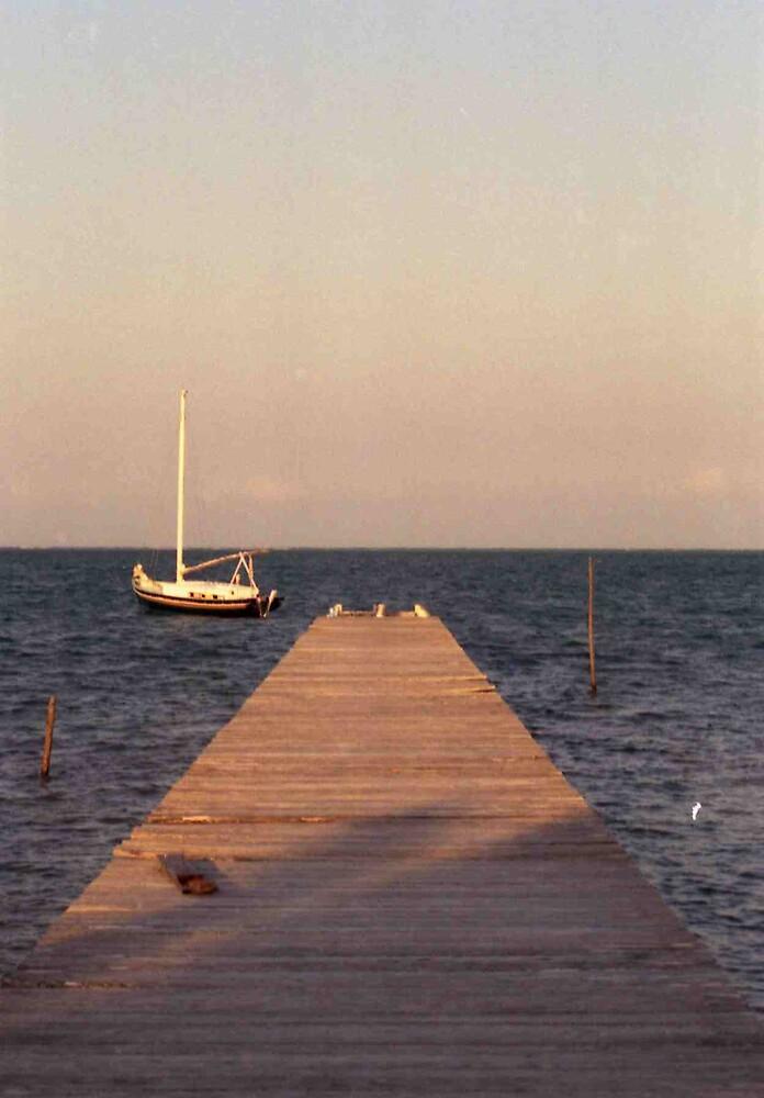 THE SEA by oshun25