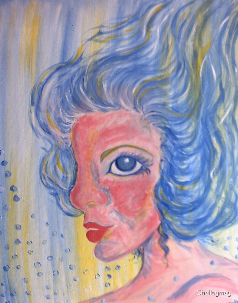 Mermaid by Shelleymay