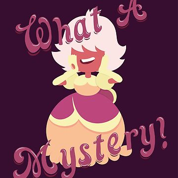 What a Mystery! by KirstieRutter