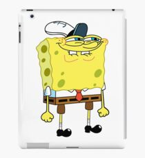 Spongebob Smirk iPad Case/Skin