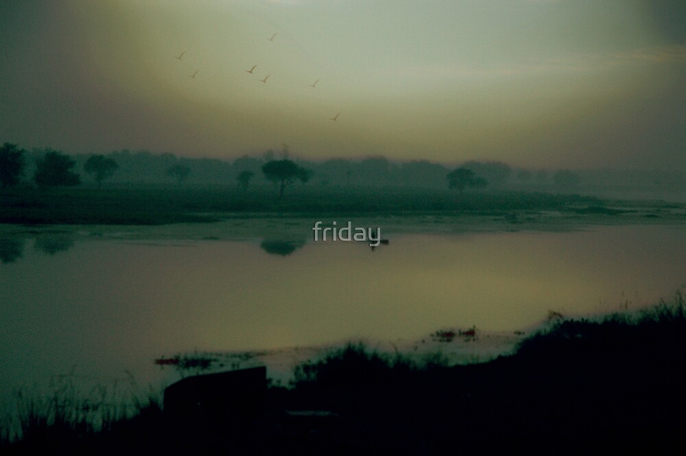 dusk by friday