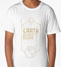 Mumford Typography (earth)(gold) Long T-Shirt