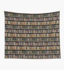 Endless Library (pattern) Wall Tapestry