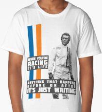 Steve McQueen Le Mans  Long T-Shirt