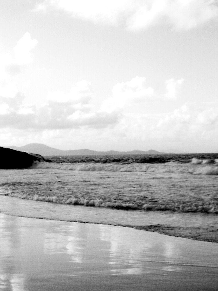 timeless beach by lauralock