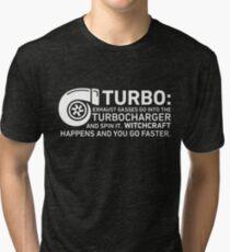 Turbo-Hexerei - Jeremy Clarkson Vintage T-Shirt