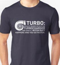 Turbo Witchcraft - Jeremy Clarkson Unisex T-Shirt