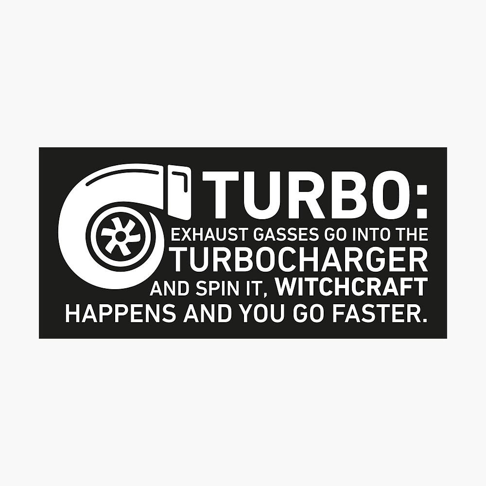Turbo Witchcraft - Jeremy Clarkson Photographic Print