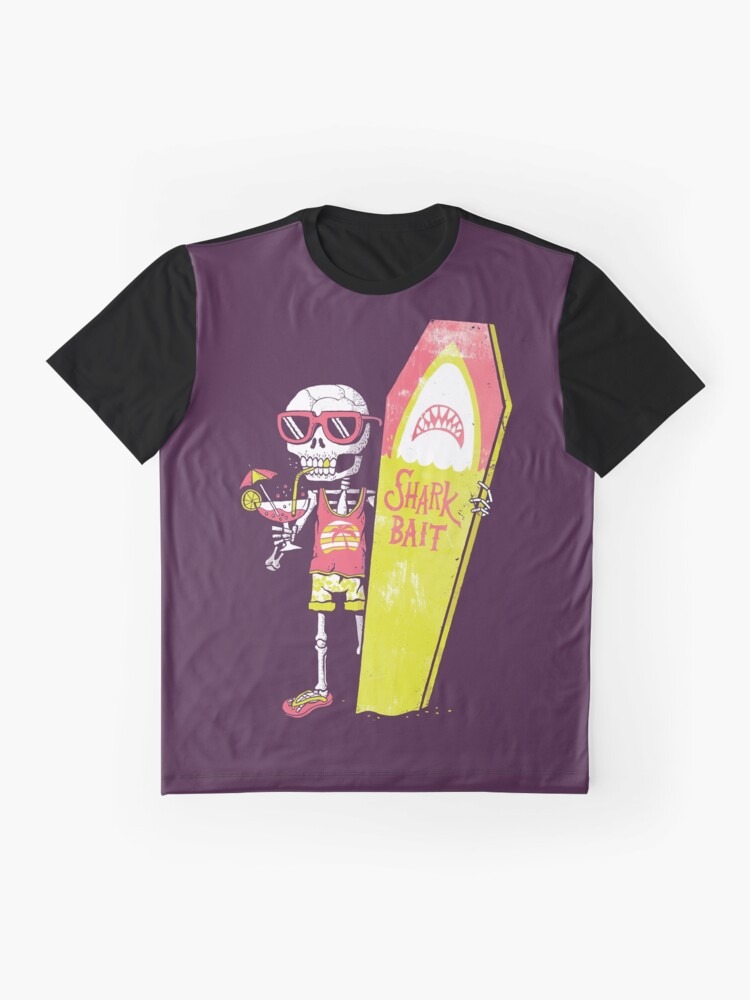 Alternate view of Permanent Vacation Graphic T-Shirt