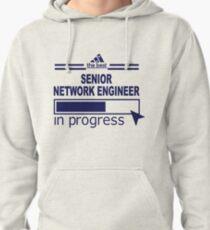 SENIOR NETWORK ENGINEER Pullover Hoodie