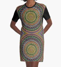 ABORIGINAL INSPIRATIONS  Graphic T-Shirt Dress