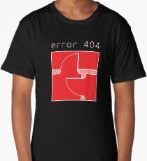 Archi Error 404 THE DOOR Long T-Shirt