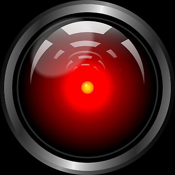 Hal 9000 (updated) by muskitt