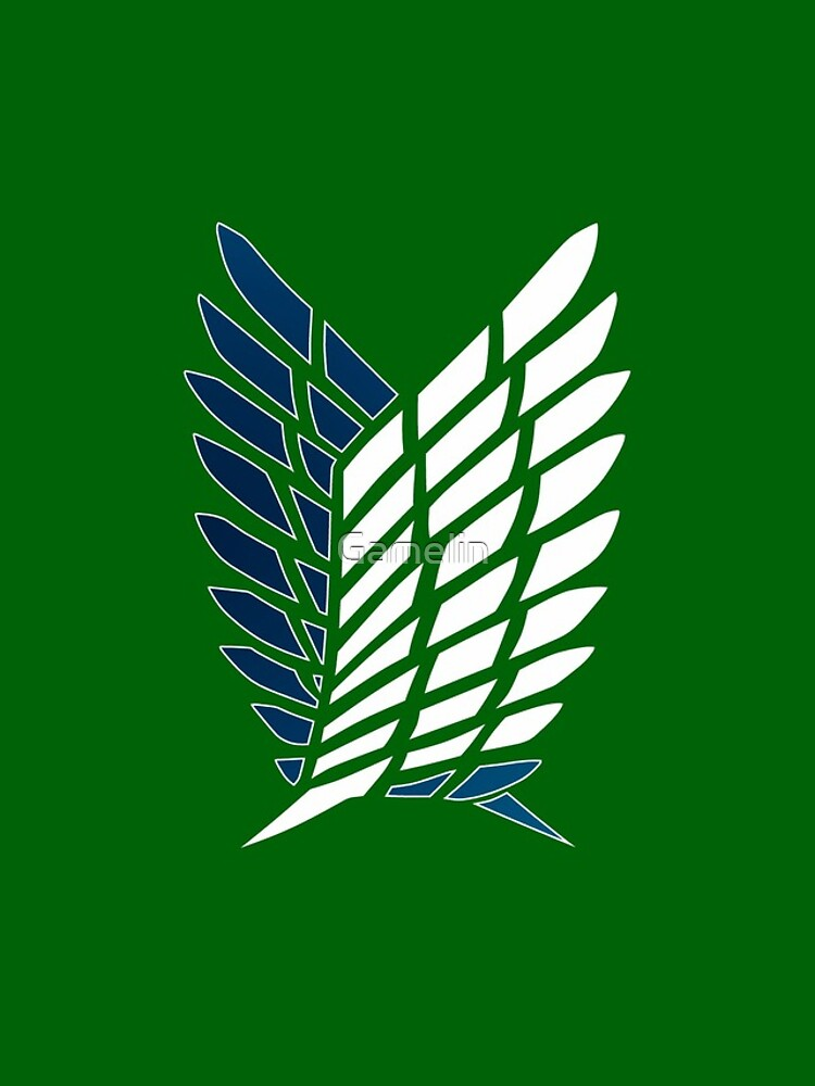 Survey Corps logo by Gamelin