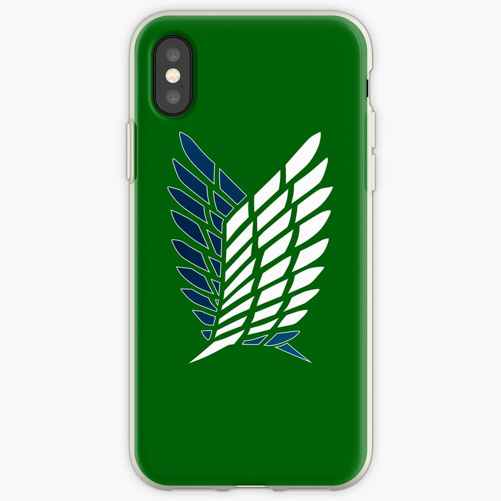 Survey Corps logo iPhone Case & Cover
