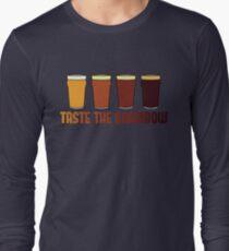 Camiseta de manga larga Prueba el Grainbow