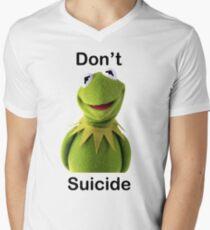"""Don't """"Kermit"""" Suicide T-Shirt"""