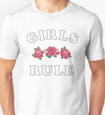 Girls Rule Top Shop Merci Mon Cheri Shirt Unisex T-Shirt