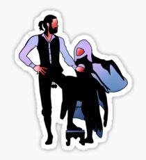 rumours i Sticker