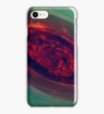Saturn's Rose iPhone Case/Skin