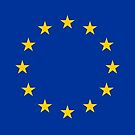 European Union Flag Products by Mark Podger
