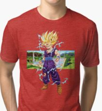 gohan Tri-blend T-Shirt