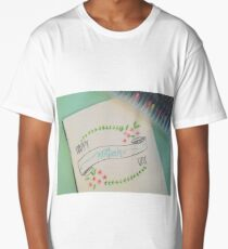 mother's day Long T-Shirt