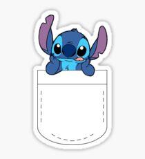 Pocket Stich Sticker