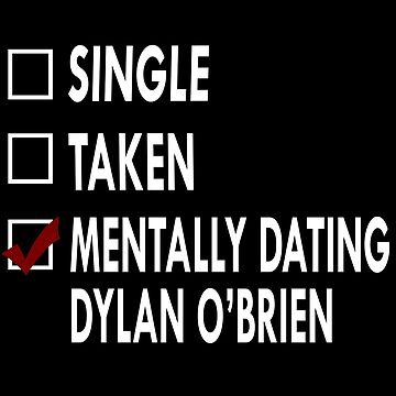 Dating Dylan OBrien by Sasya
