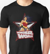 W0NDER-W0MAN! Unisex T-Shirt