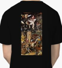 Hieronymus Bosch, The Garden Of Earthly Delights (detail) Classic T-Shirt