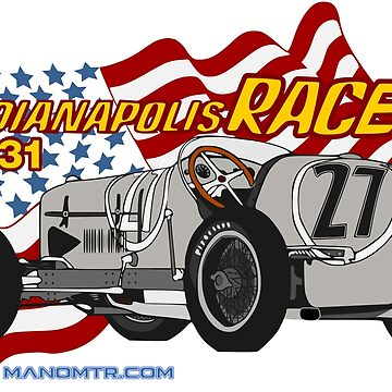 1931 IndyRace by manomtr