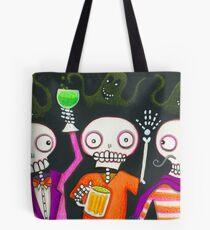 Halloween Happy Hour Tote Bag