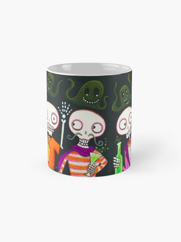 Alternate view of Halloween Happy Hour Mugs