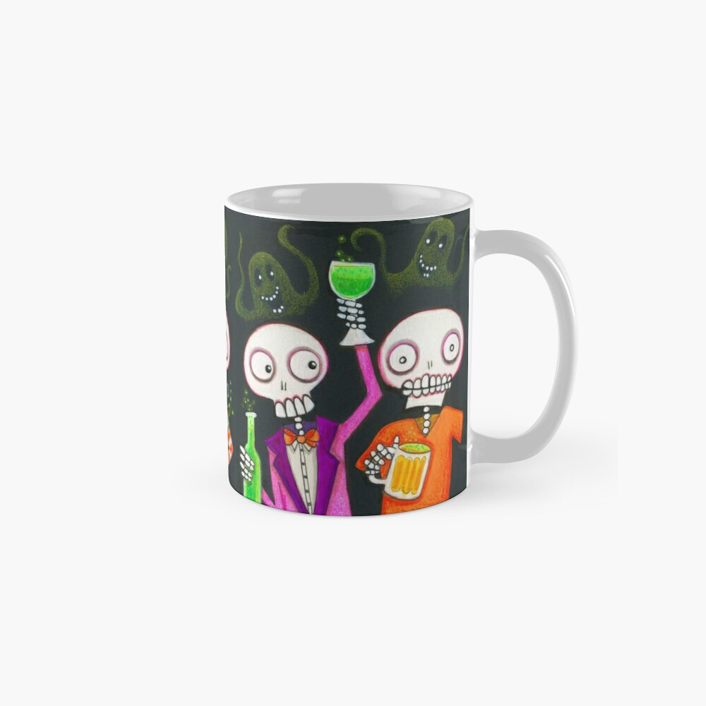 Halloween Happy Hour Mugs