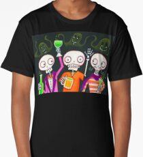 Halloween Happy Hour Long T-Shirt