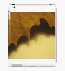 Crisp Leaf, Soft Shadow iPad Case/Skin
