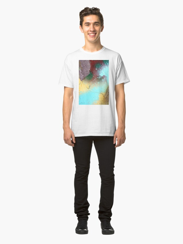 Alternate view of Lost in Transition Classic T-Shirt
