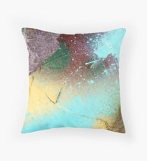 Lost in Transition Throw Pillow