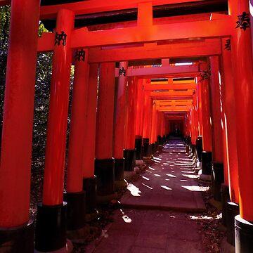 Fushimi Inari by Sasya