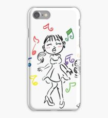 Sing Along iPhone Case/Skin