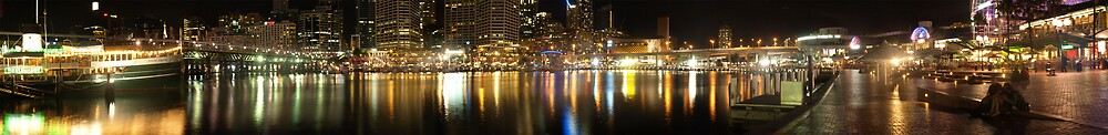 Darling Harbour sydney by yas74