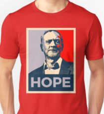 Corbyn Hope Unisex T-Shirt