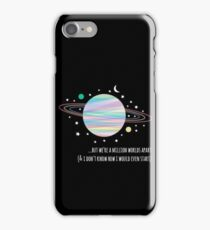 if i could tell her- dear evan hansen design iPhone Case/Skin
