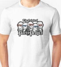 Party People July 4th American History Unisex T-Shirt