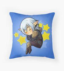 Sleeping Haurchefant Throw Pillow