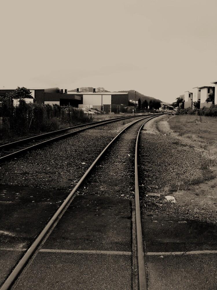 train tracks... by xXDarkAngelXx